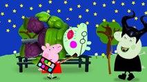 #peppa #pig #doing #makeup #for a #hulk #big #pig #finger #family #nursery #rhymes #lyrics #parody