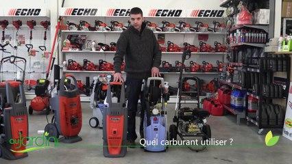 Le nettoyeur haute pression, entretien et utilisation