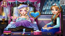 Elsa Frozen Flu Doctor ★ Disney Frozen Princess Elsa ★ Disney Princess Games