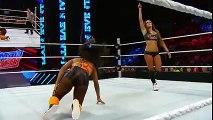 LISTEN WHAT NIKKI BELLA SAID! WWE Main Event Nikki Bella vs Naomi (2)