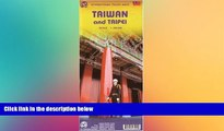 Ebook deals  Taiwan and Taipei 1:386,000 Travel Map (International Travel Maps)  Most Wanted