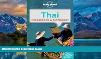 Best Buy Deals  Lonely Planet Thai Phrasebook   Dictionary  Best Seller Books Most Wanted