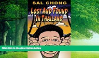 Best Buy Deals  Lost and Found in Thailand  Best Seller Books Most Wanted
