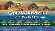 [PDF] Snowmen at Night Popular Online