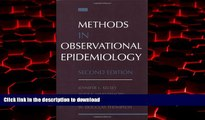 Read books  Methods in Observational Epidemiology