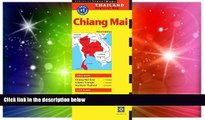Ebook deals  Chiang Mai Travel Map Third Edition (Thailand Regional Maps)  Buy Now