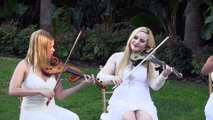 Best Los Angeles Rock String Quartet for Hire for Events - I'm Yours (Jason Mraz cover)