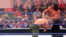 Great Khali vs john Cena 2016 | John Cena-Bloodiest match In WWE History | Amazing Fight in wwe 2016