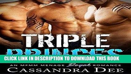 Read Now TRIPLE PRINCES: An MFMM Menage Romance Download Online