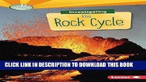 [PDF] Investigating the Rock Cycle (Searchlight Books What Are Earth s Cycles?) Popular Collection