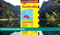 Best Deals Ebook  Australia Travel Map Fifth Edition (Periplus Travel Maps)  Most Wanted