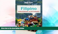Must Have  Lonely Planet Filipino (Tagalog) Phrasebook   Dictionary (Lonely Planet Phrasebooks)