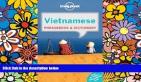 Ebook Best Deals  Lonely Planet Vietnamese Phrasebook   Dictionary  Most Wanted