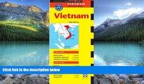 Best Buy Deals  Vietnam Travel Map: 2005/2006 Edition (Periplus Travel Maps)  Full Ebooks Most