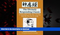 Buy books  The Divinely Responding Classic: A Translation of the Shen Ying Jing from the Zhen Jin