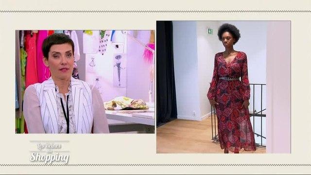 Cristina valide le goût vestimentaire de Salamata