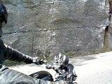BALLADE MOTO EN ARDECHE