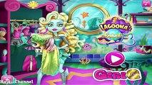 Lagoonas Closet - Lagoona Monster High Dress Up Game