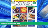 Read Early Learning Basic Skills, Grades PK - 1: The Complete Basic Skills Resource for the Early