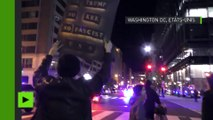 «Pas notre président !» : les manifestations anti-Trump s'intensifient aux Etats-Unis