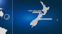 Földrengés Új-Zélandon