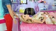 Barbie Leticia Ganha sua Bebe no Hospital com Dra Tatiana!!! Em Portugues Parte 49 Tototoykids