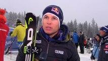 Slalom Levi 2016 - Réactions d'Alexis Pinturault, 11ème - Vidéo FFS