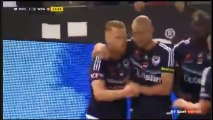 Melbourne Victory vs Western Sydney Wanderers 3-0  All Goals  A-League  12-11-2016 (HD)