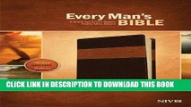 [PDF] Every Man s Bible NIV, Deluxe Heritage Edition, TuTone Full Collection