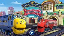 Chuggington Traintastic Adventures A Train Set Game for Kids Kids Train Game