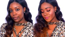 DRUGSTORE MAKEUP TUTORIAL I Flawless Foundation Routine Makeup for Black Women 2016