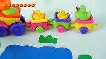 Мультфильм про машинки и маленьких утят - Мультики для самых маленьких
