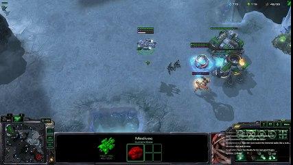 ByuN fait parler la micro médivac - StarCraft II
