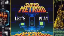 Super Metroid Lets Play 2 - Poke Items, Poke Them!!!