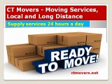 CT Moving Company - CT Movers - Local Movers CT