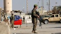 Taliban Afganistan'daki NATO hava üssüne bombalı saldırı düzenledi