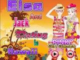 Elsa Dan Jack Kencan Di Hawaii - Play Elsa And Jack Dating In Hawaii