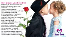 Best English Love Song Ever Of All Time -playlist 3