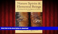 Best books  Nature Spirits   Elemental Beings: Working with the Intelligence in Nature online