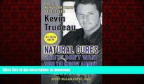 Buy books  Natural Cures   They   Don t Want You to Know About Natural Cures   They   Don t Want