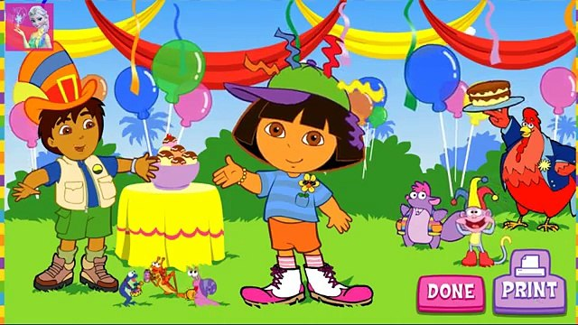 Dora the Explorer Super Silly Costume Maker