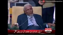 Khabardar team making fun of New sindh Governer-invited sick dummy of governer