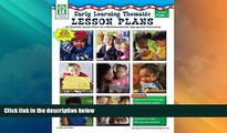 Buy NOW  Early Learning Thematic Lesson Plans, Grades PK - 1: 32 Thematic Lesson Plans for A
