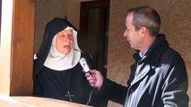 D!CI TV : Commémoration des attentats de Paris : Le témoignage de la mère Françoise, bénédictine à Rosans