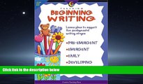 Free [PDF] Downlaod  Teaching Beginning Writing: Lesson Plans to Support Five Developmental