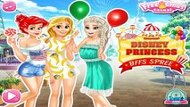Disney Princesses BFFS Spree | Best Baby Games For Girls | Game for Girls