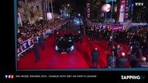 NRJ Music Awards 2016 : Perdu devant le tapis rouge, Charlie Puth met un vent à Louane (Vidéo)