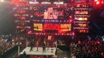 Fans Hijack Charlotte Flair Segment with Bayley Chants at WWE RAW In Glasgow, Scotland 11/7/16