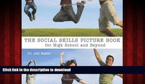 Best books  Social Skills Picture Book for High School and Beyond online for ipad