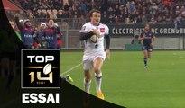 TOP 14 ‐ Essai Nans DUCUING (UBB) – Grenoble-Bordeaux-Bègles – J11 – Saison 2016/2017